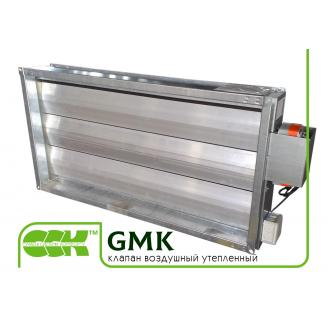 Клапан воздушный утепленный GMK