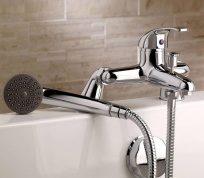 Які бувають змішувачі для ванни? Секрети вибору змішувача для ванни