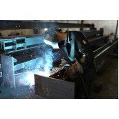 Цехове виготовлення металоконструкцій