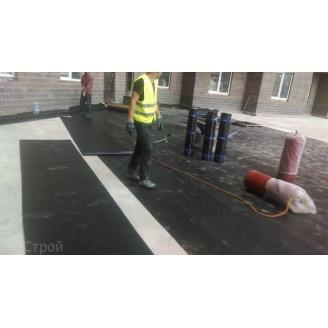 Гідроізоляція паркінгу