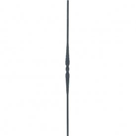 Кованая стойка прямая 950х12 мм (23.023)