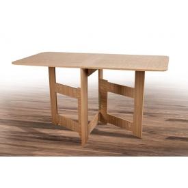 Стол-книжка Лайт 1400х700х750 мм Микс-мебель дсп дуб-сонома