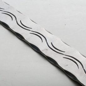 Художній металопрокат 40х4 мм (30.700)