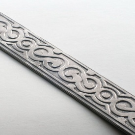 Художественный металлопрокат 40х4 мм (30.701)