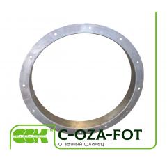 C-OZA-FOT ответный фланец .