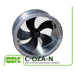 C-OZA-N вентилятор канальный осевой