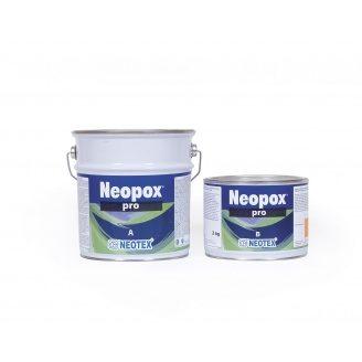 Епоксидна фарба на основі розчинника Neopox Pro двохкомпонентна