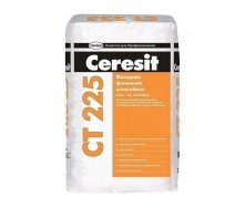 Шпаклевка фасадная финишная Ceresit СТ 225 25 кг белая