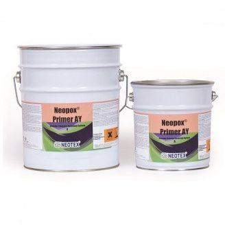 Ізоляційний епоксидний грунт Neopox Primer AY для мокрого бетону