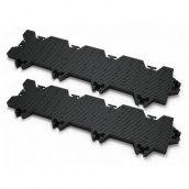 Модульное защитное покрытие Ecoteck Arena 226х916х24 мм черное
