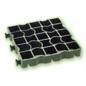 Газонная решетка Ecoteck Maneg 9,18 шт/м2 347х347х48,5 мм зеленая