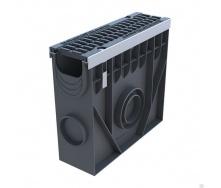 Пісковловлювач Ecoteck STANDART 100 153х560х417,5 мм металік з пластиковою сіткою Хвиля