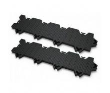 Модульне захисне покриття Ecoteck Arena 226х916х24 мм чорне