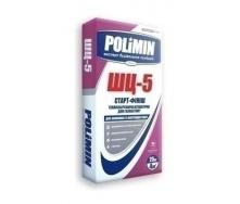 Штукатурка Polimin Тепло-изол ШЦ-5 25 кг