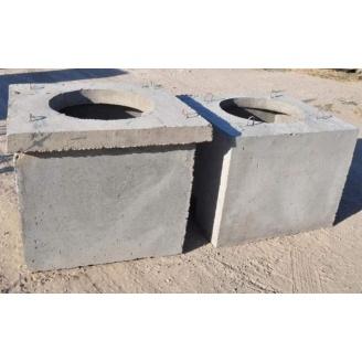 Телефонный колодец ККС-1 с крышкой 80х90х66 см