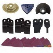 Набір аксесуарів для мультиинструмента 21 одиниць DT-0526 Intertool