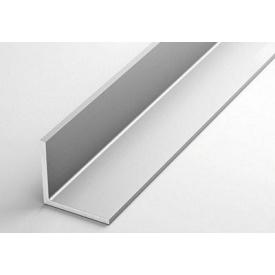 Профиль угловой для вентилируемого фасада 40x40x2 мм