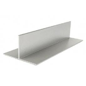 Алюминиевый Т-профиль для вентилируемого фасада 80х50х2 мм