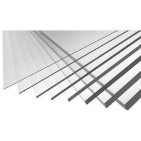 Монолітний полікарбонат Placarb 6100х2050х4 мм прозорий