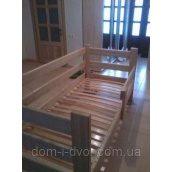 Ламель для ліжка ЕММ букова 800х53х8 мм + 2 кріплення