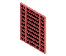 Щит опалубки ROBUD STAYMAX окрашенный 300х240 мм для перекрытий стен