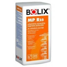 Минеральная штукатурка BOLIX MP R25 25 кг