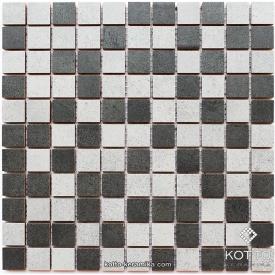 Керамическая мозаика Котто Керамика CM 3029 C2 GRAPHIT GRAY 300x300x8 мм