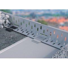 Планки для покрівель з гравійним покриттям