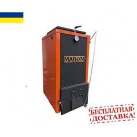 Шахтный котел длительного горения Холмова Магнум 25 кВт