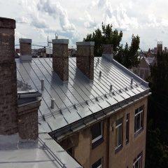 Гидроизоляция герметизация металлических крыш.