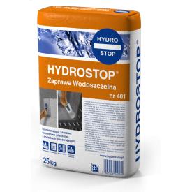 Гидроизоляционный раствор Hygrostop-водонепроницаемый 401