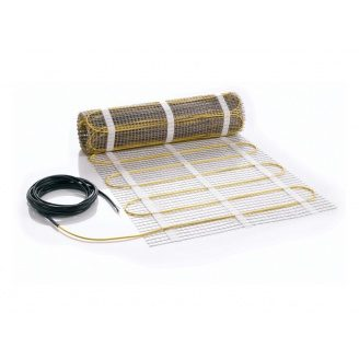 Нагревательный двужильный тонкий мат Veria Quickmat 150 750 Вт 0,5х10 м (189B0172)