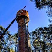 Ремонт водонапірної башти