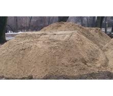 Песок речной мытый навалом