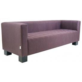 Тримісний диван Спейс Richman 2100х740х740 мм фіолетова тканина