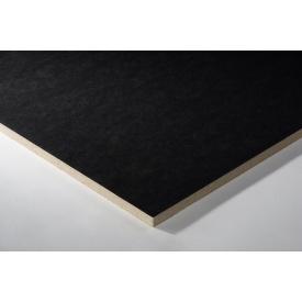 Акустическая панель AMF THERMATEX Alpha в упак 10 шт 3,6 м2 черный кромка SK