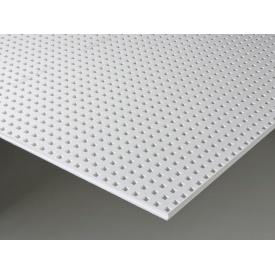 Акустическая панель Knauf Cleaneo 8/18 круглая перфорация 2,374 м2/лист 1998x1188x12,5 мм