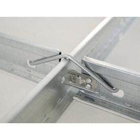 Профиль подвесного потолка AMF Ventatec T24/33/1200 черный