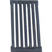 Решітка колосникова пічна УКРОП К 400 сірий чавун СЧ20 400х205 мм