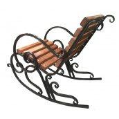 Крісло-гойдалка металическое №1 Kasi