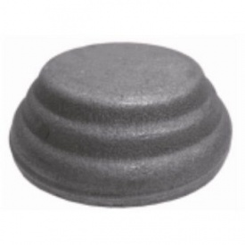 П'ята кована металева 40х40х20х2,5 мм (44.136)
