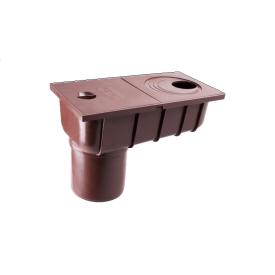 Колодец с прямым сливом система 90/75 мм