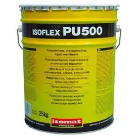 Поліуретанова рідка гума Ізофлекс ПУ 500 25 кг