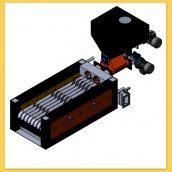 Пеллетная горелка IGNIS РС 2500.1 2500 кВт