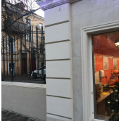 Декоративні фасадні русти Sangallo 250х30 мм