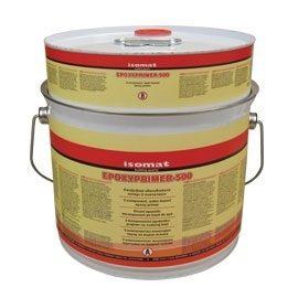 Епоксидна ґрунтовка для сухої або вологої основи Эпоксипраймер-4 кг 500