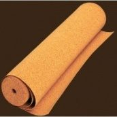 Підкладка пробкова StartFloor Cork 200 мм 15х1 м
