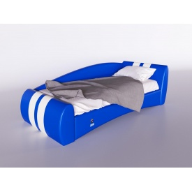 Диван-кровать Sentenzo Fornula-BMW 2400х910 мм синий