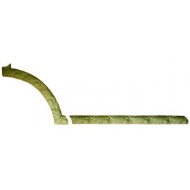 Угловой элемент Ке/002 + Мо/005 16х16х1,5 см