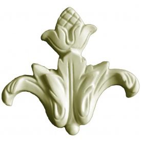 Лепной гипсовый декор Де/003 15х16х1,5 см